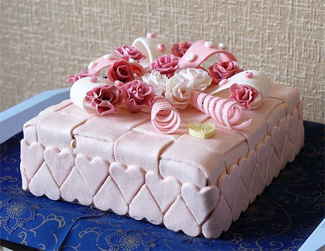 Мастика на торт видео