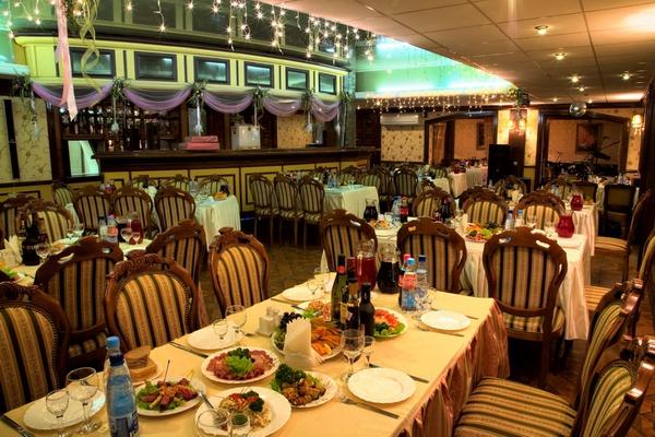Кафе для свадебного банкета в Екатеринбурге