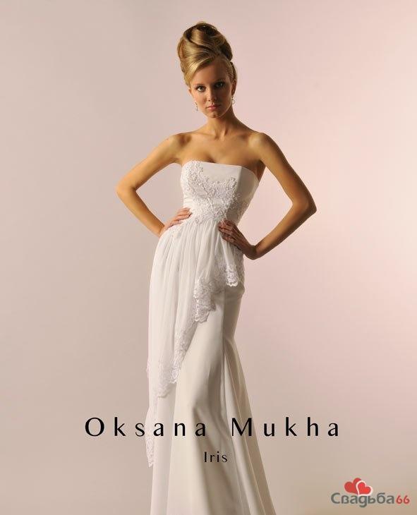 Свадебные платья оксана мухина 4