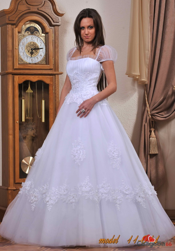 2 платья на свадьбу 4