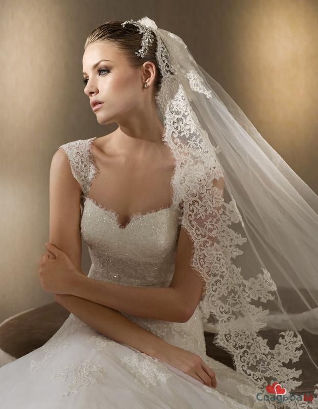Цвет свадебного платья приметы 12