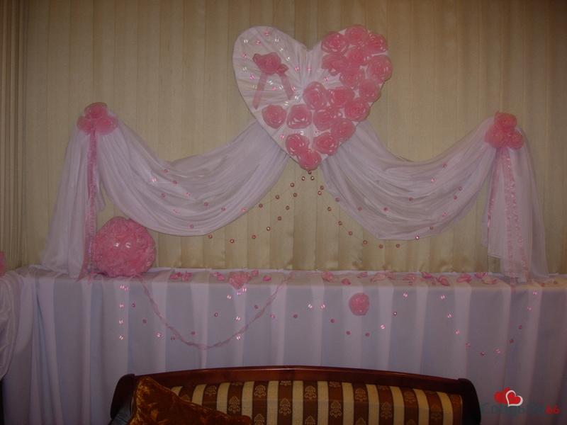 Нежно - розовая свадьба.