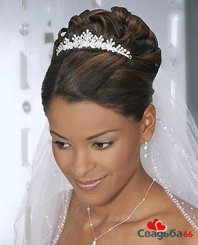 Фото свадебных причесок для невесты