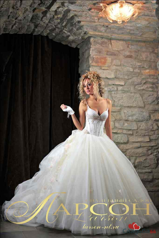 Прокат свадебных платьев в салавате 12