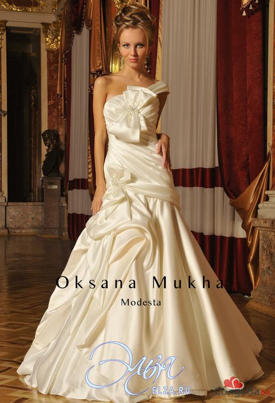 Oksana mukha свадебные платья 1