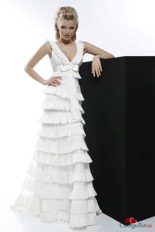 Легкие платья на свадьбу 4