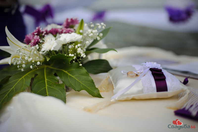 ~ Purple Wedding ~ фото