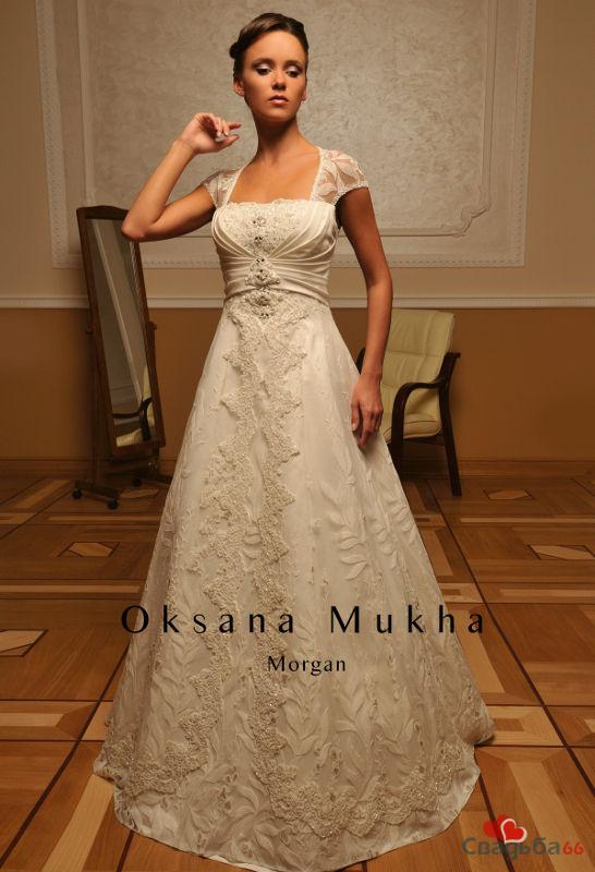 Свадебные платья оксана мухина 7
