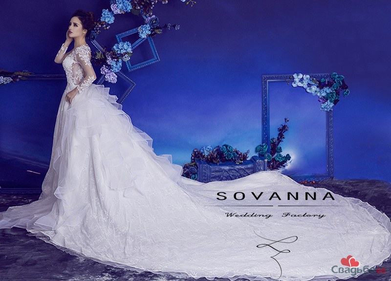 MAGNIFICQUE wedding collection by SOVANNA фото