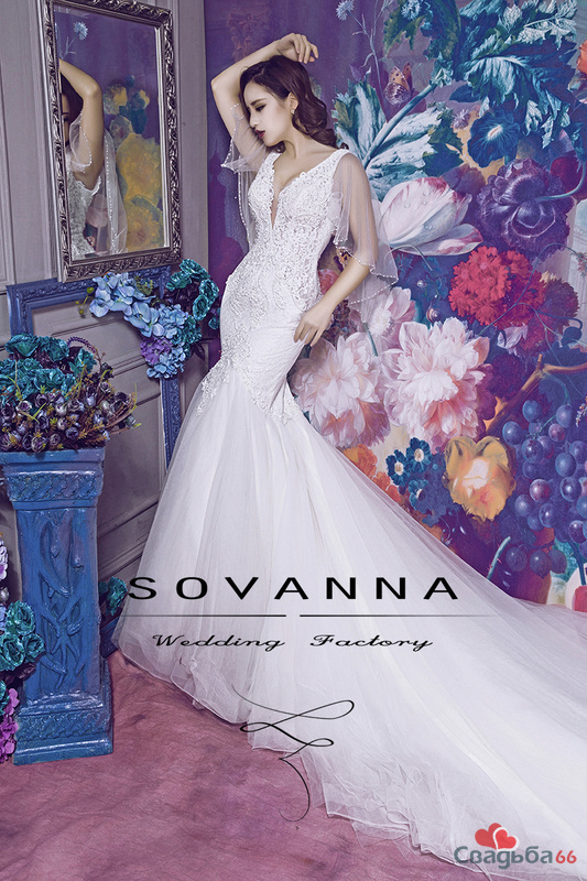 SOVANNA wedding collection 2016 фото