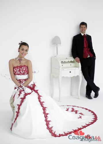 Хочу красное платье! Как по вашему? - Свадебные платья, костюмы