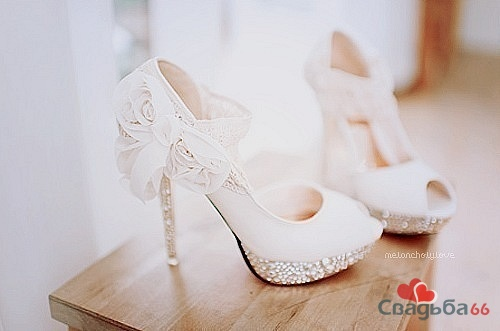 Wedding shoes фото