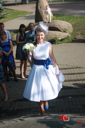 Свадебные платья в стиле 50-х 60-х - Свадебные платья, костюмы