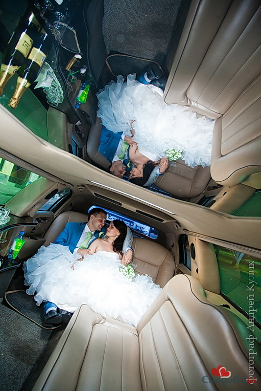 Our green wedding фото