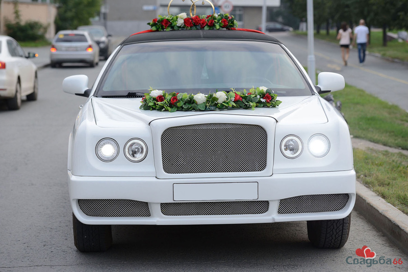 ������� Bentley Arnage 2013�. �� 10 ����.  ����