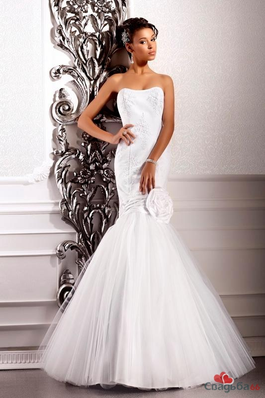 Соник свадебное платье 11