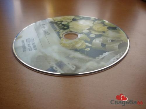 Делаем конверт для свадебного диска своими руками