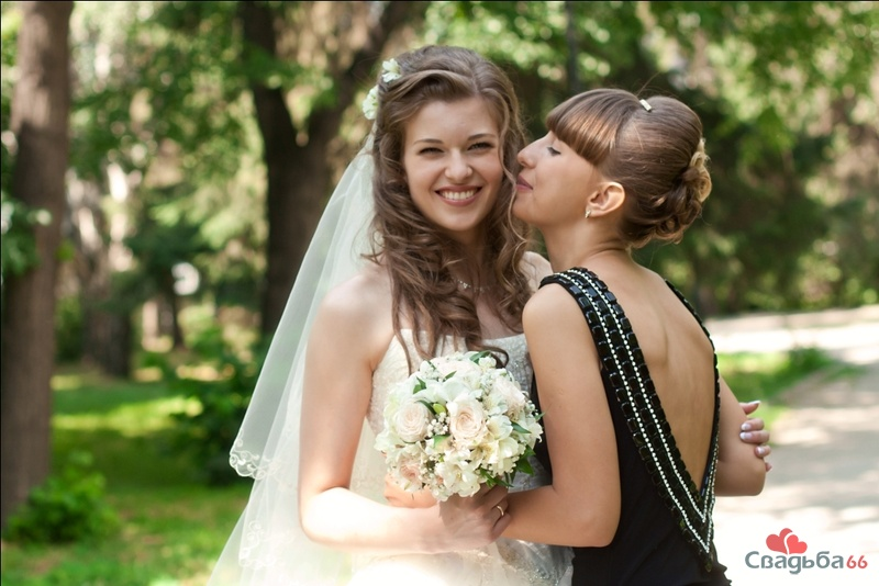 Образ подружки невесты-Евения Бобкова,макияж,прическа-Наталья Казакова.